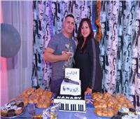 صور  هنادي الجزائرية تحتفل بعيد ميلادها.. وتستعد لطرح «أنواع الوجع»