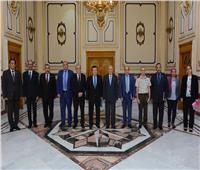 «العصار» يبحث مع سفير أوكرانيا سبل تعزيز التعاون المشترك