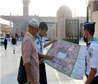 كشافة المدينة المنورة تصدر خرائط رقمية لإرشاد ضيوف الرحمن