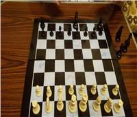 ورشة تعليم الشطرنجللصغار ببيت السناري