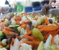 فيديو | المخلل «فاكهة المائدة المصرية» في عيد الاضحي المبارك