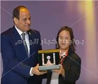 فيديو| بعد تكريم السيسي لـ«فارسة الذهب».. معلومات لا تعرفها عن مريم عادل