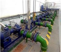 إحلال وتجديد شبكات ومحطات تنقية مياه الشرب ومعالجة الصرف الصحي بسوهاج بـ43 مليون جنيه