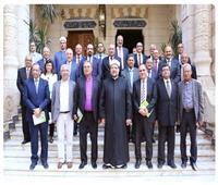 رئيس الطائفة الإنجيلية يهنئ وزير الأوقاف بعيد الأضحى