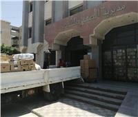 ضح كميات إضافية من الأدوية وألبان الأطفال بشمال سيناء