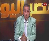 توفيق عكاشة: الانتخابات تدار بالقرابة والنسب والمجاملات