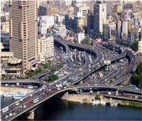 سيولة مرورية بمحاور وميادين القاهرة والجيزة صباح السبت