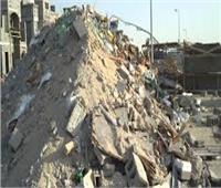 فتح باب تلقى الطلبات الخاصة برفع مخلفات أعمال تشطيب الوحدات السكنية بـ6 أكتوبر
