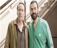 صراع بين نيكولاس كيدج ومحمد كريم في «A score to settle»