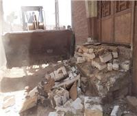 إزالة واسترداد 26 حالة تعدي بمركز بني مزار المنيا