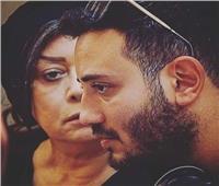صور| هالة فاخر تبدأ تصوير فيلم «ريما» بستوديو مصر