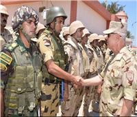رئيس الأركان من أرض المعركة : أهالينا في سيناء هم خط الدفاع الأول