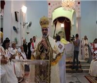 تجليس الأنبا باسيليوس مطراناً للأقباط الكاثوليك بسوهاج