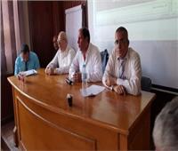 خطة لتطوير أقسام الغسيل الكلوي بمستشفيات القليوبية