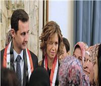 بالفيديو.. أسماء الأسد تعلن شفاءها من مرض السرطان
