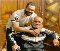 وفاة والد نجم منتخب مصر سابقا حسني عبد ربه