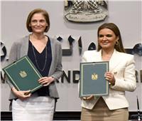 وزيرة الاستثمار: الاتفاقيات مع أمريكا مبنية على أولويات واحتياجات المصريين