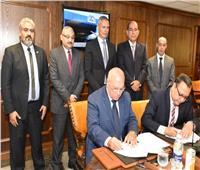 مصر للطيران للصيانة توقع عقد إنشاء محطة دبي بالشراكة مع SKAN Aviation