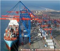 ميناء غرب بورسعيد يستقبل سفنا محملة بالقمح والرخام والأسمنت الأبيض