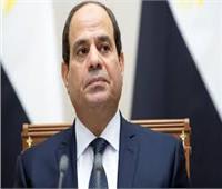الرئيس السيسي يوفد مندوبا للتعزية في وفاة المستشار علاء الدين الصغير