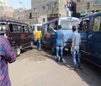 «المواقف العشوائية» خارج السيطرة.. «السيرفيس» تخنق القاهرة.. والأهالي: دولة بلطجة وإتاوات