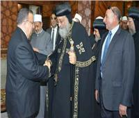 صور| نقيب الأشراف: لقاء «الطيب» والبابا تواضروس أكبر مثال على الأخوة الإنسانية