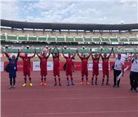 مصر تهزم إندونيسيا وتحقق فوزها الأول ببطولة الأولمبياد الخاص بالهند