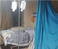 ننشر الصور الأولي لتلفيات معهد الأورام عقب الحادث