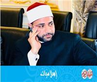 خاص| أبو عمر: نسأل الله الشهادة لضحايا حادث معهد الأورام
