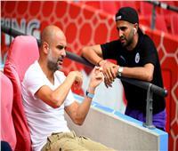 جوارديولا: استبعدت «محرز» أمام ليفربول بسبب المنشطات