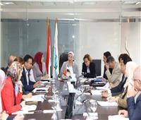 ياسمين فؤاد تناقش خطة مشاريع منظمات الأمم المتحدة في مجال البيئة