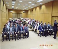 وزير التموين يشهد انطلاق البرنامج التدريبي للدفعة الثانية من طلبه جامعة القاهرة