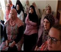 ندوة لدعم صحة المرأة بالقوى العاملة بالإسماعيلية