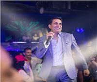 صور  شيبة يُلهب حماس جمهوره بأغانيه المميزة