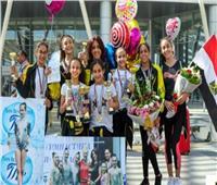 وادي دجلة يتوج بـ24 ميدالية في بطولة الجمباز الدولية ببلغاريا