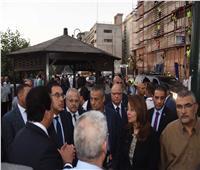 وزيرة التضامن تعلن تفاصيل تعويضات ضحايا حادث معهد الأورام