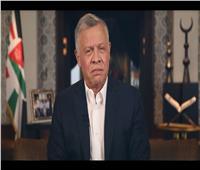 ملك الأردن يعزى السيسى فى ضحايا حادث «معهد الأورام»