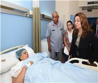 التضامن: 5 ملايين جنيه من بنك ناصر لإعادة ترميم «معهد الأورام»