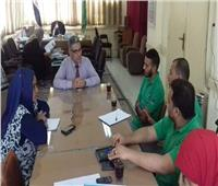 مدير التضامن الاجتماعي يجتمع بأعضاء فريق «أطفال بلا مأوى» بالقليوبية