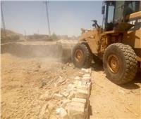 محافظ أسيوط: إزالة 50 حالة تعدي على أراضي أملاك الدولة