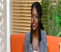 فيديو| دانت اتينو: التحقت بالبرنامج الرئاسي لتأهيل الشباب الأفريقي بـ«الإيميل»