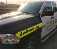 صور| المرور تكثف الخدمات لاستقبال عيد الأضحي المبارك
