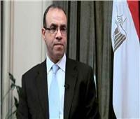 السفير المصري في برلين يلتقي مع المدير التنفيذي لاتحاد الغرف التجارية