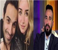 نشطاء يصفون تعليق أحمد سعد لـ«فهمي وهنا الزاهد» بـ«التعويذة»