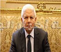 رئيس محكمة النقض يهنئ السيسي بحلول عيد الأضحي المبارك