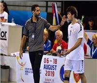 منتخب مصر لشباب اليد يتلقى الهزيمة الأولى ببطولة العالم