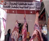 صور| محافظ البحيرة: 44 منفذا لبيع اللحوم في عيد الأضحى