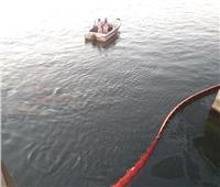 الري: تشغيل محطة مياه الأقصر بعد إزالة بقعة السولار