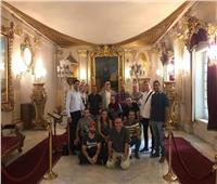 سفير الدنمارك يعد بالترويج لمتحف قصر المنيل في أاوروبا