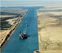 عبور 50 سفينة المجرى الملاحي لقناة السويس بحمولات 3.3 مليون طن